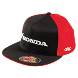Factory Effex Honda Horizontal Flex Fit Hat Red/Black