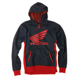 Factory Effex Honda Limit Zip-Up Hooded Sweatshirt