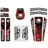 Factory Effex Metal Mulisha Universal Trim Kit 2013