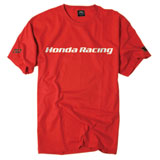 Factory Effex Honda Racing T-Shirt  Red