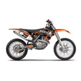 Factory Effex Metal Mulisha Graphic Kit 2014