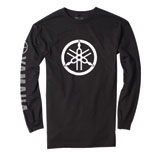 Factory Effex Yamaha Long Sleeve T-Shirt  Black