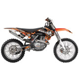 Dirt Bike Parts Machine Specific Graphics/Decals