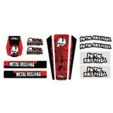 Factory Effex Metal Mulisha Universal Trim Kit 2014