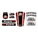 Factory Effex Metal Mulisha Universal Trim Kit 2015
