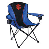 Factory Effex Camping Chair Suzuki