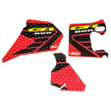 Factory Effex OEM Shroud and Tank Graphic 2002 Style