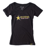 Factory Effex Rockstar Split Ladies T-Shirt