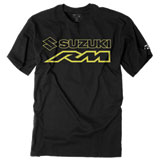 Factory Effex Youth Suzuki RM T-Shirt Black