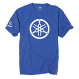 Factory Effex Yamaha 2D Tuning Fork T-Shirt  Royal