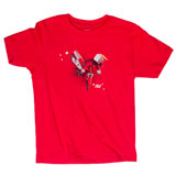 Factory Effex Youth FX Moto T-Shirt Red