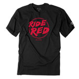 Factory Effex Youth Honda Ride Red T-Shirt