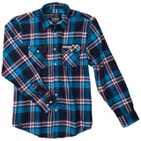 Factory Effex Yamaha Flannel Long Sleeve Button Up Shirt