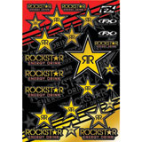 Factory Effex Rockstar Energy Sticker Sheet