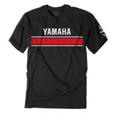Factory Effex Yamaha Retro T-Shirt  Black