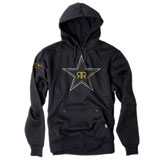 Factory Effex Rockstar Blackstar Hooded Pullover Sweatshirt