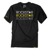 Factory Effex Rockstar Three-Peat T-Shirt Black