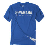 Factory Effex Youth Yamaha Strobe T-Shirt  Blue