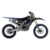 Factory Effex Factory Team Yamaha Graphic Kit