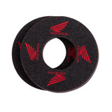 Factory Effex Grip Donuts Honda Black/Red