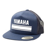 Factory Effex Yamaha Legend Snapback Hat Black/Grey