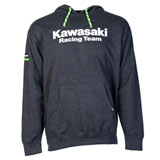 Factory Effex Kawasaki Team Hooded Sweatshirt Charcoal