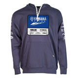 Factory Effex Yamaha Team Lockup Hooded Sweatshirt Royal/Charcoal