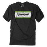 Factory Effex Kawasaki Legend T-Shirt Heather Charcoal