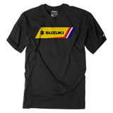 Factory Effex Suzuki Motion T-Shirt Black