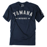 Factory Effex Youth Yamaha Speedy T-Shirt Navy