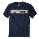 Factory Effex Yamaha Speed Block T-Shirt Navy
