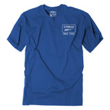 Factory Effex Yamaha Team Pit T-Shirt Royal