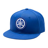 Factory Effex Youth Yamaha Tuning Fork Snapback Hat Royal