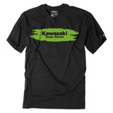 Factory Effex Youth Kawasaki Team Green T-Shirt Black