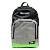 Factory Effex Kawasaki Standard Backpack Grey/Green