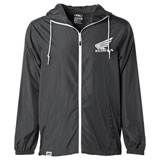 Factory Effex Honda Windbreaker Jacket Black