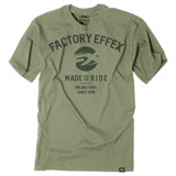 Factory Effex FX Billboard T-Shirt Olive