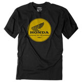 Factory Effex Honda Gold Label T-Shirt Black