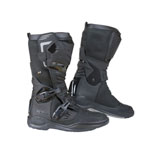 Falco Avantour Evo Adventure Motorcycle Boots Black