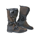 Falco Avantour Evo Adventure Motorcycle Boots Brown