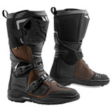 Falco Avantour 2 Adventure Motorcycle Boots Brown