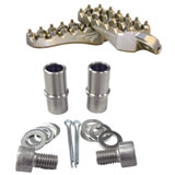 Fastway Adventure Motorcycle Foot Pegs Kit