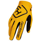 FastHouse Speed Style Solid Gloves Yellow