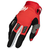 FastHouse Bronx Gloves Red/Black