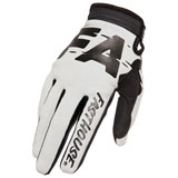 FastHouse Speed Style Turbo Gloves Silver