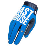 FastHouse Speed Style Blockhouse Gloves Blue