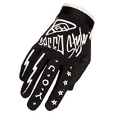 FastHouse Speed Style Brush Gloves Black