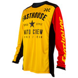 FastHouse Phantom Jersey Yellow