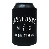 FastHouse Custom Shop Koozie Black