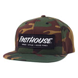 FastHouse Speed Style Good Times Hat Camo